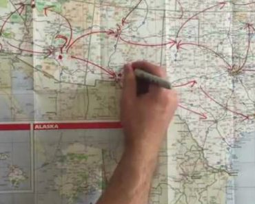Guy Turns To The Internet To Control His Road Trip Across America 5
