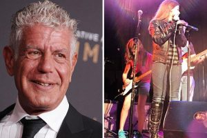 Anthony Bourdain's Daughter Performs at Concert Just Days After His Death 10