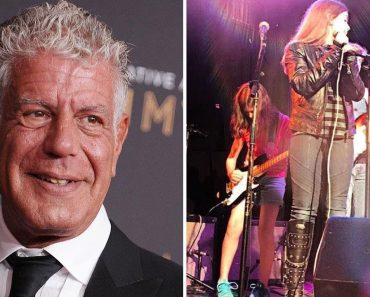 Anthony Bourdain's Daughter Performs at Concert Just Days After His Death 9