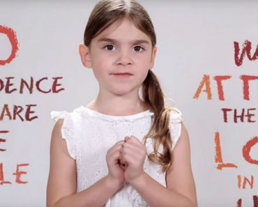 4-Year-Old Gives Internet Life Advice, And It's Actually Spot-On. 4