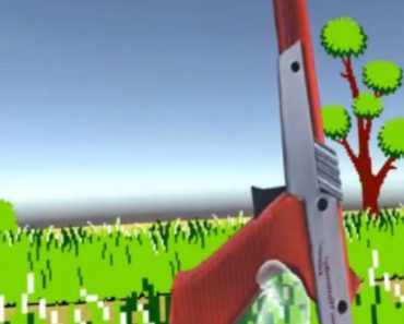 Someone Made a VR Version Of Duck Hunt, And It's Kind Of Amazing 3