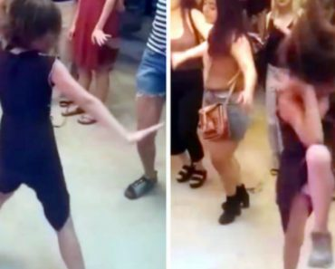 9-Year-Old's Epic Dance Moves Make Her a Festival (And Internet) Sensation 6