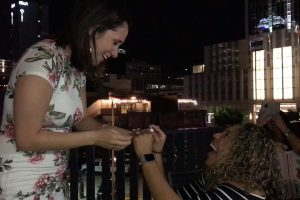 Adorable Moment Couple Propose At The Same Time 10