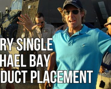 Every Single Instance Of Product Placement From Michael Bay's Movies 2