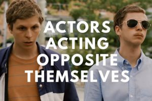 Actors Acting Opposite Themselves Is Pretty Trippy And Cool 12