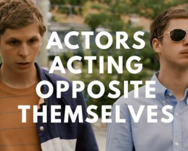 Actors Acting Opposite Themselves Is Pretty Trippy And Cool 7