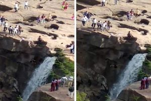 Man Falls To Death From Waterfall 10