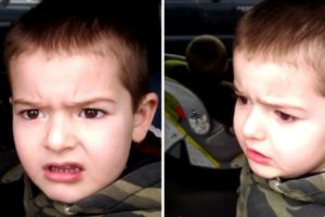 """Surprise Gone Wrong! Boy Would Rather Go To """"Broccoli Farm"""" 10"""