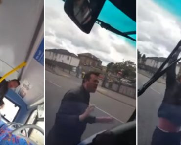 Man Spits At London Bus Driver In Unhinged Xenophobic Tirade 2