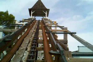 The World's Oldest Operating Roller Coaster 10