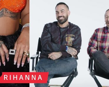 Tattoo Artists Critique Rihanna, Justin Bieber, and More Celebrity Tattoos 7