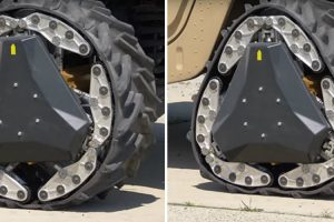 Incredible Smart Wheels Change From Tires To Tracks Without Stopping 11
