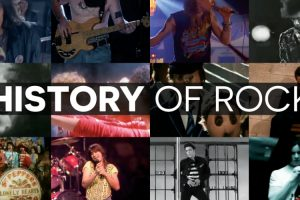 Ultimate History Of Rock Mash Up Music Video 11