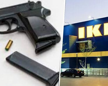 Child Fires Shot Inside IKEA After Finding Gun 2