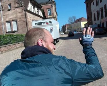 Man Films One Second Of Himself Every Day As He Bikes Across All 16 German States In 80 Days 5