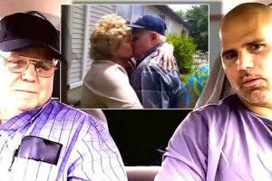 Father With Dementia Barely Recognizes Himself In Old Video Clip 12