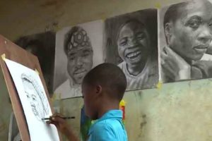 11 Year Old Paints Incredibly Life Like Works Of Art 11