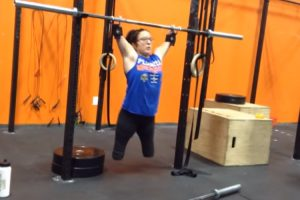 A Video Of Woman Doing CrossFit Just Went Viral Because She Was Born Without Limbs. 10