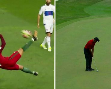 Hilarious Video Shows What Happens When Golf And Soccer Announcers Switch Places 4