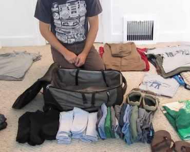 How To Pack Luggage Like a Pro 6