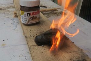 Nutella Makes For a Deliciously Excellent Firestarter 12