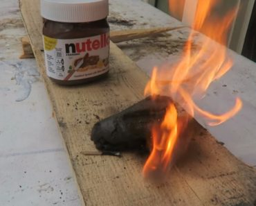 Nutella Makes For a Deliciously Excellent Firestarter 7