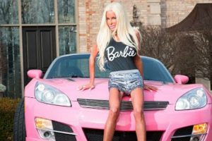 I'm a Barbie Girl: Mom-Of-Five Spends $500K On Surgery To Look Like Barbie 12