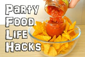 5 Simple But Brilliant Party Food Life Hacks! 12