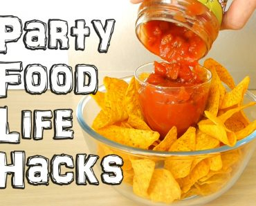 5 Simple But Brilliant Party Food Life Hacks! 5