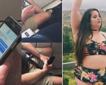 Model Blasts Plane Passenger on Instagram After She Says He Fat-Shamed Her 3
