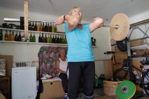 Britain's Oldest Weightlifting Couple 10