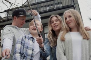 A Hilarious Look At a Canadian Family Desperate To Become Recognized Social Media Influencers 12