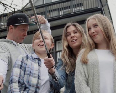 A Hilarious Look At a Canadian Family Desperate To Become Recognized Social Media Influencers 4