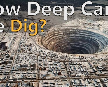 What's the Deepest Hole We Can Possibly Dig? 1