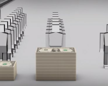 If The World Were 100 People: One Video That Explains How Unequal The World Is 8