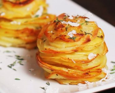 Make a Yummy Potato Side Dish In a Muffin Tin! 8