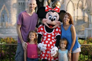 Disney's Surprise For a Deaf Little Girl Will Make Your Day 12