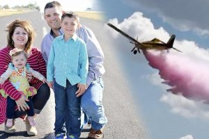 Texas Couple's Epic Gender Involves Colored Water Dropped From Airplane 11