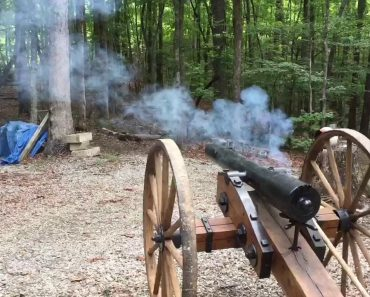Why You Shouldn't Fire a Civil War Cannon Near a Nice Truck 1