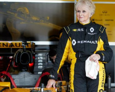 79 Year-Old Rosemary Smith Takes The Ultimate Test Drive 9