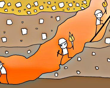 Why is it Hot Underground? 10