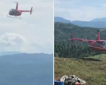 Airline Goes The Extra Mile And Delivers A Passenger's Lost Luggage... By Helicopter 5