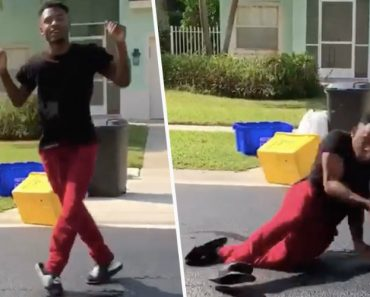 Man Gets Run Down During Staged Stunt While Doing The #InMyFeelings Challenge 7