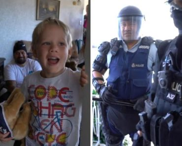 Watch What Happens When Boy Dials The Police – So He Can Invite Them To His Birthday 4