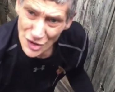 Man Catches His Creepy Neighbor Doing Something Weird In His Back Yard! 3