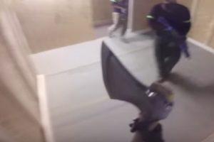 Man Brings An Axe To An Airsoft Gunfight 9