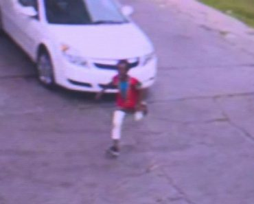 7-Year-Old Jumps Out Of Car Before Thief Speeds Off From Detroit Gas Station 1