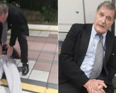 Man Suffering Seizures Dragged Off Train By Passenger Eager To Get Home 9