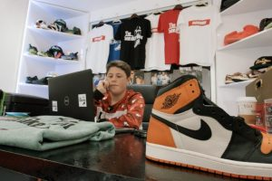 The Teen Sneaker Dealer To The Rich And Famous 12