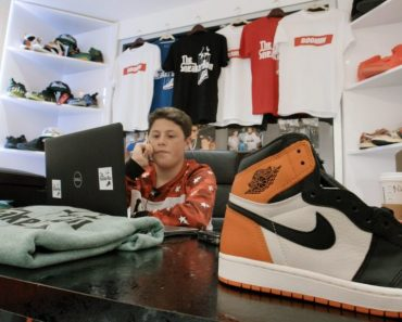 The Teen Sneaker Dealer To The Rich And Famous 4
